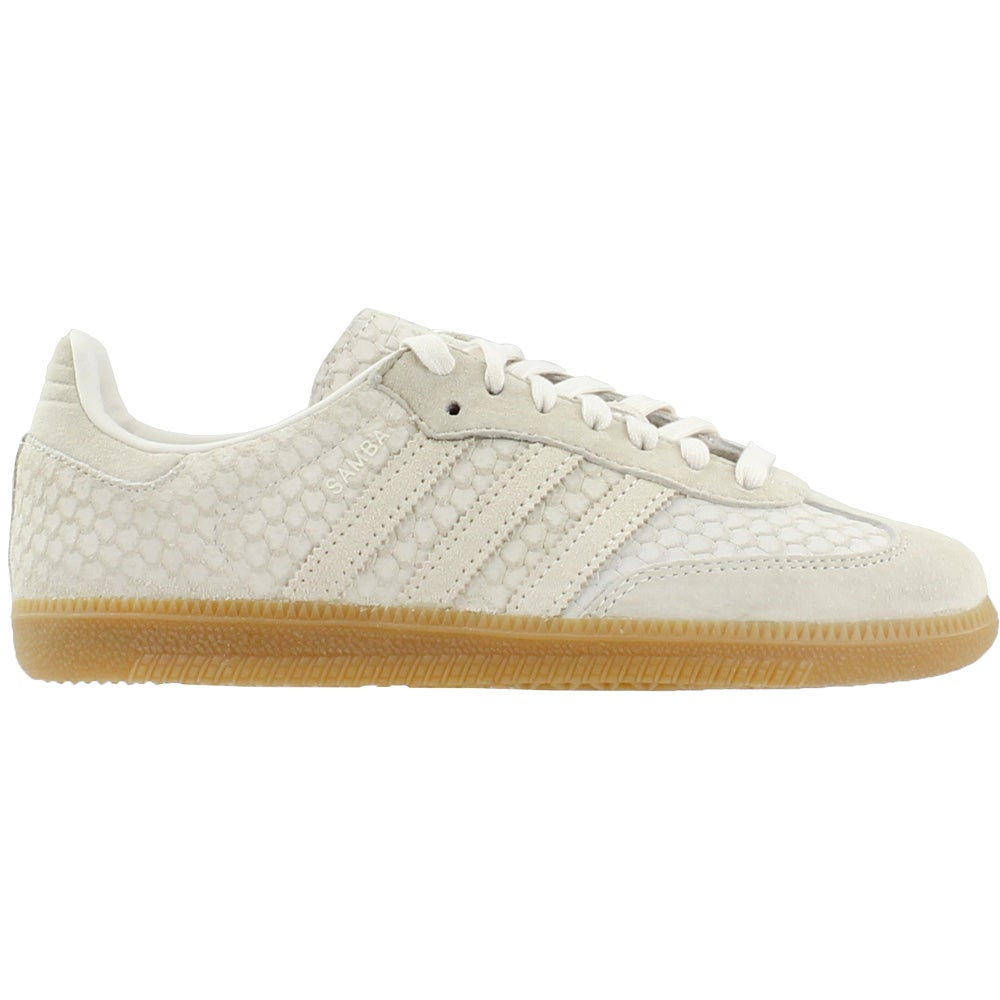 ef86ccd394bd5b Details about adidas Samba OG Sneakers - White - Womens