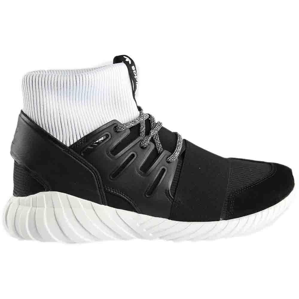 Details about adidas TUBULAR DOOM Running Shoes - Black - Mens 20a35adda0b1