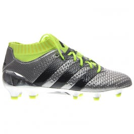 uk availability ef22c cea1b adidas Ace 16.1 Primeknit FG yellow shoes and get free ...