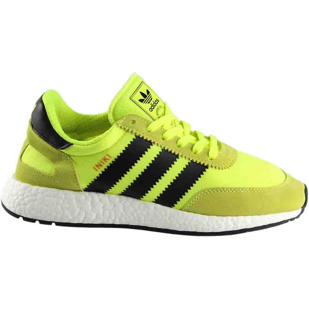 check out 55086 d48c1 Details about adidas I-5923 Running Shoes - Yellow - Mens