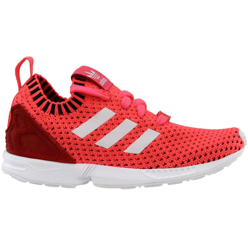 d52ce8154678 Details about adidas ZX Flux Primeknit Youth Running Shoes - Pink - Girls