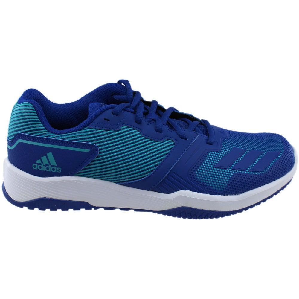 adidas Gym Warrior 2 Blue - Mens  - Size