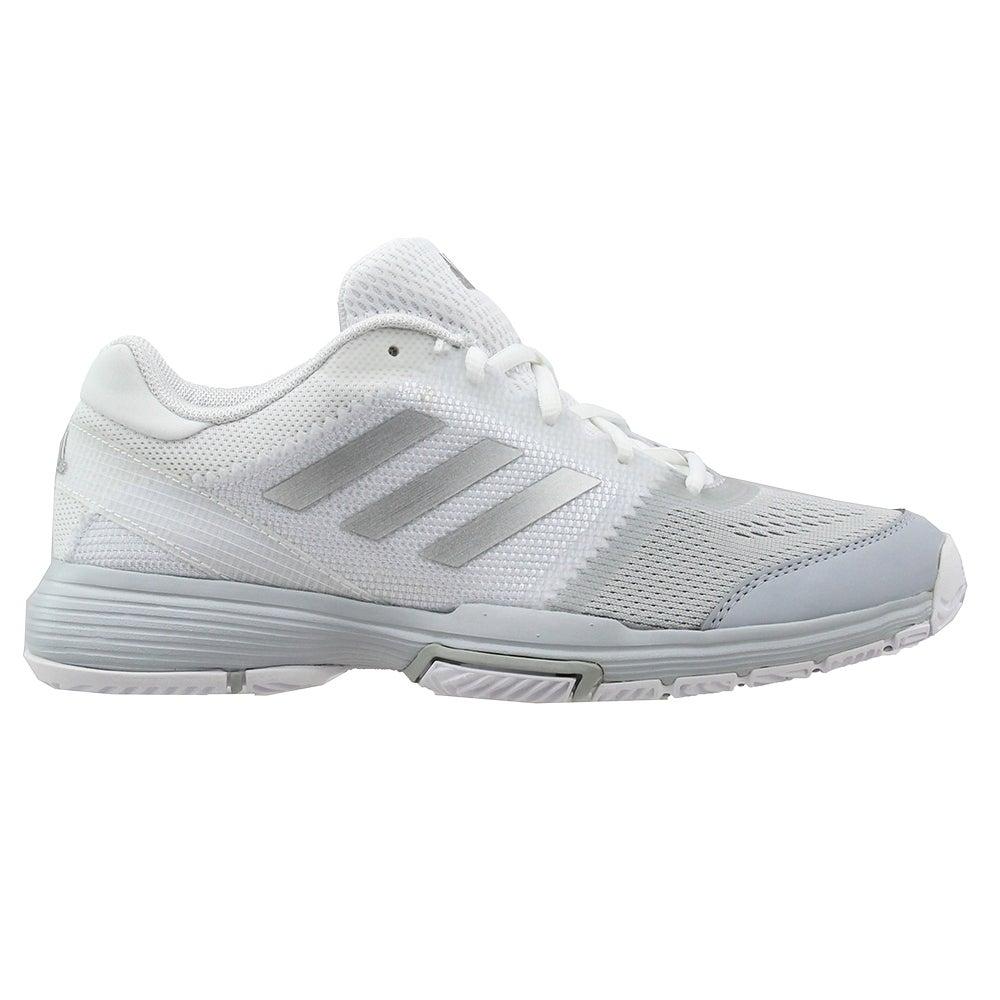 2ca0e347 Details about adidas barricade club Tennis Shoes - White - Womens
