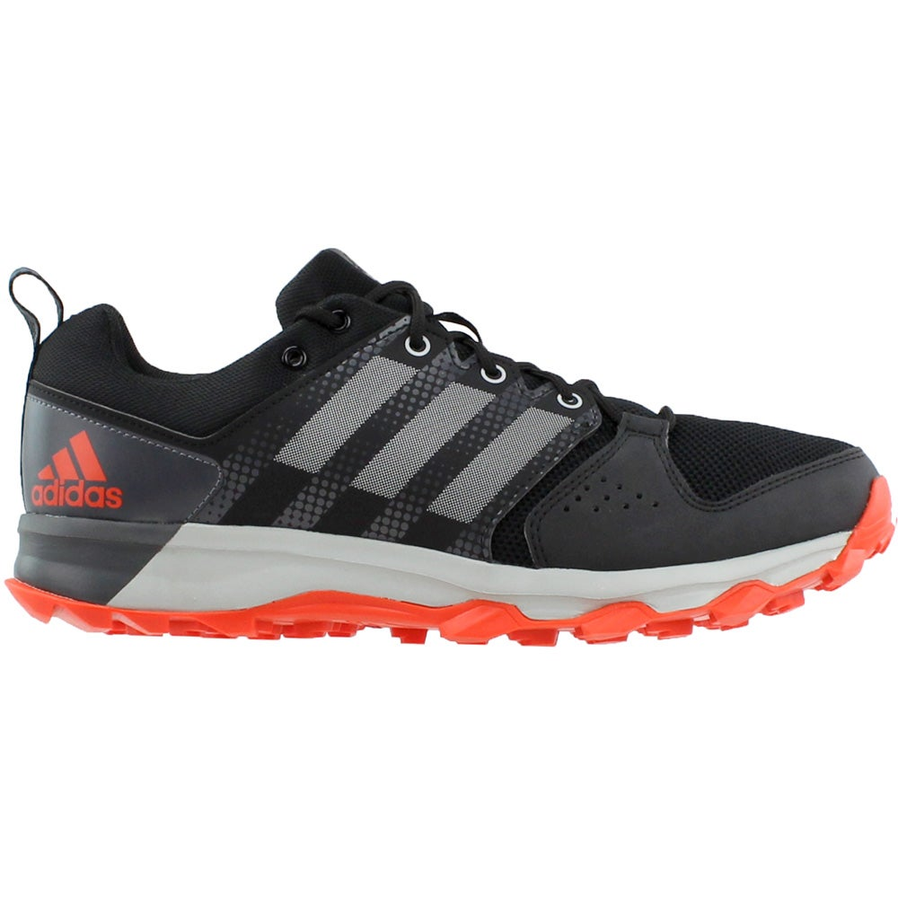 acceb51d1d08 Details about adidas galaxy trail Trail Running Shoes - Black - Mens