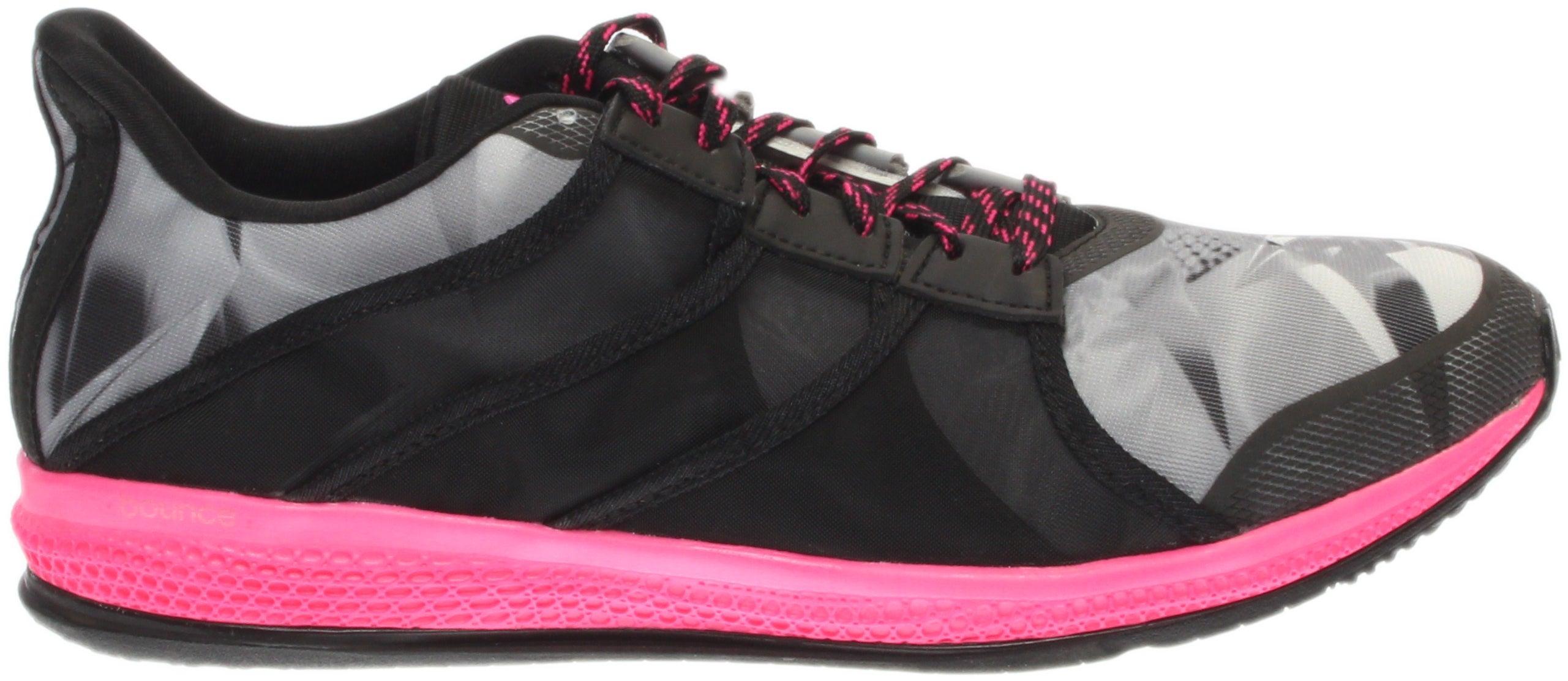 adidas adidas Gymbreaker Bounce Black - Womens  - Size 5.5