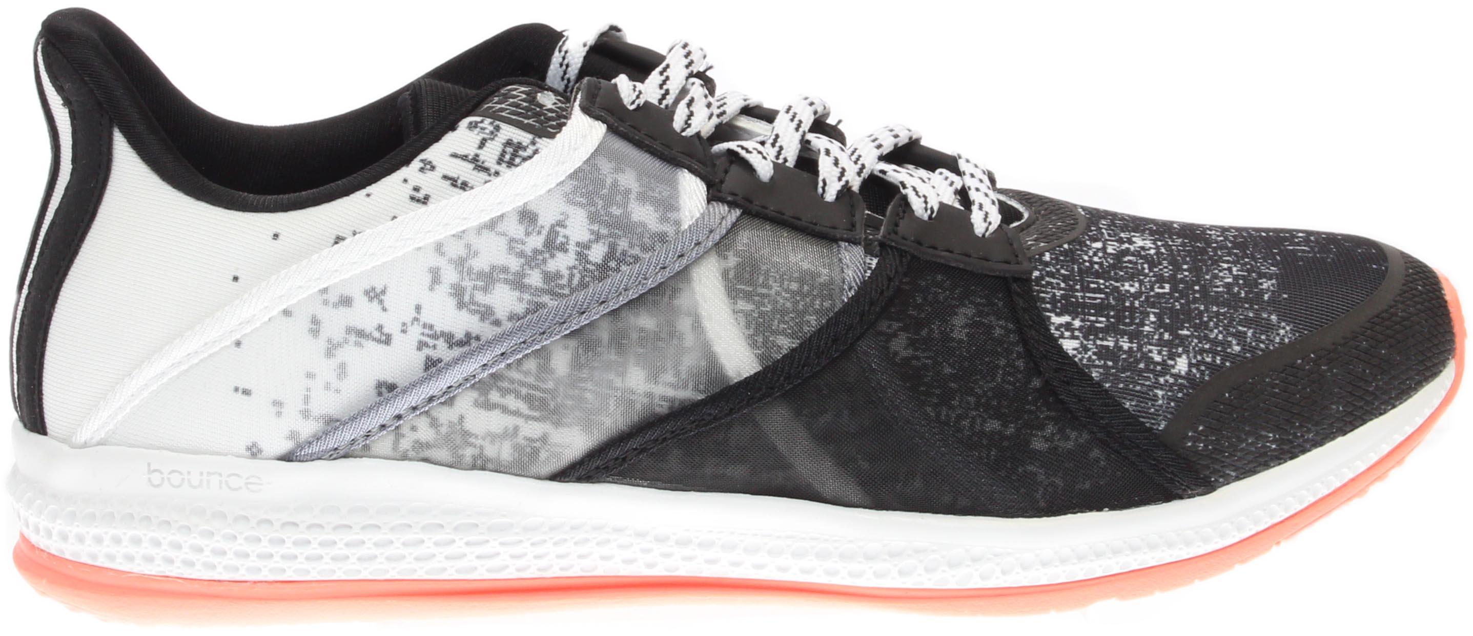 adidas Gymbreaker Bounce Black;White - Womens  - Size 5.5