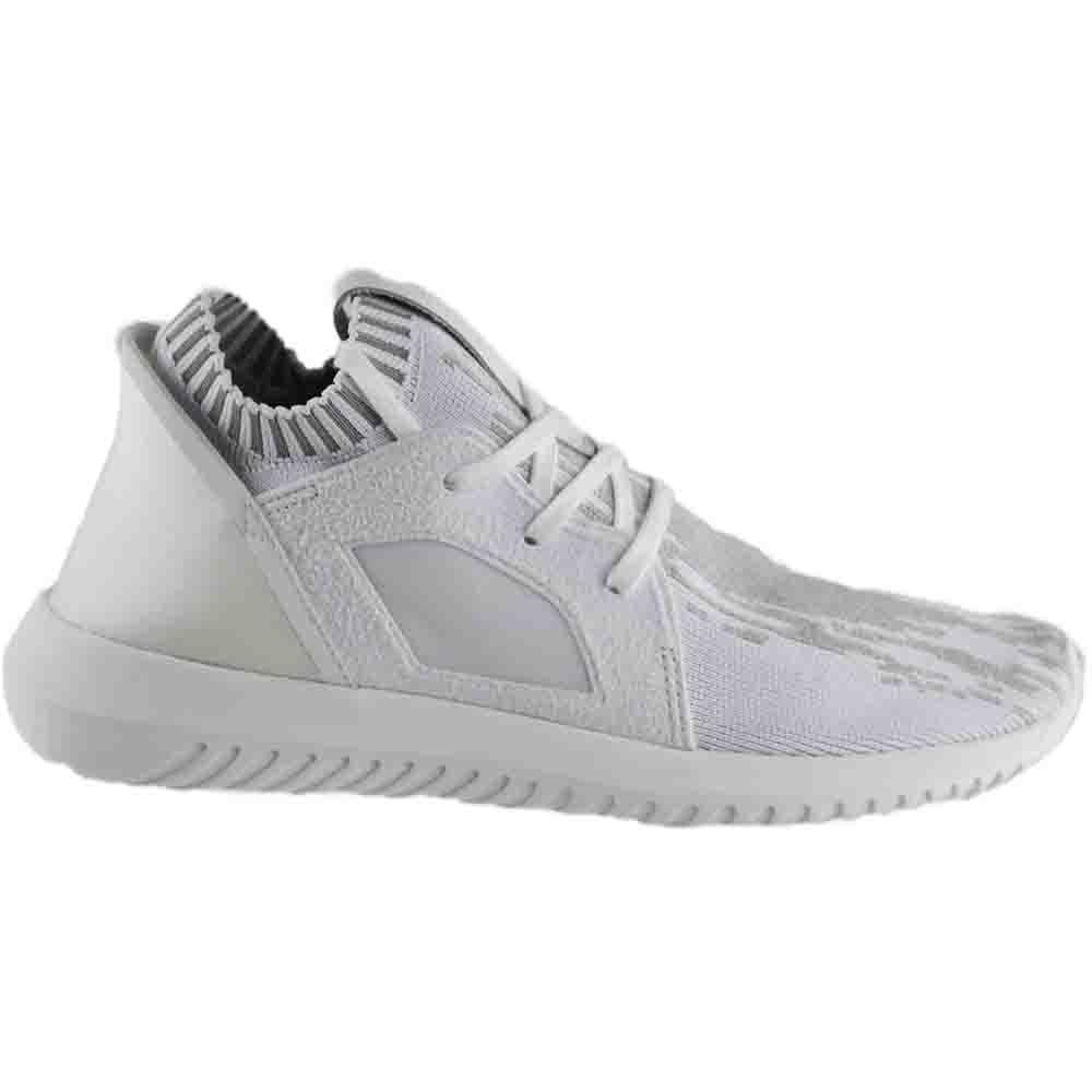 adidas TUBULAR DEFIANT PK Running Shoes - White - Womens