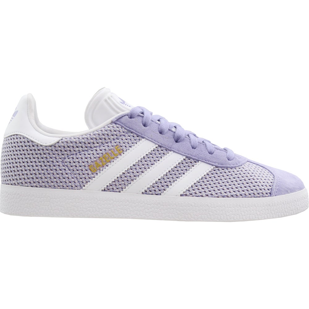 250a47f591657 Details about adidas GAZELLE - Purple - Womens