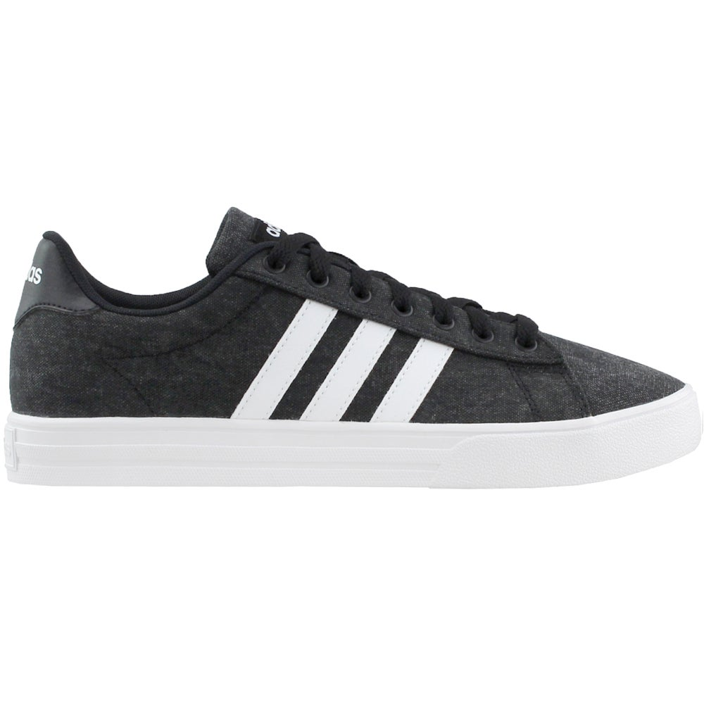 eccc5cda1ee5 Details about adidas Daily 2.0 Sneakers - Black - Mens