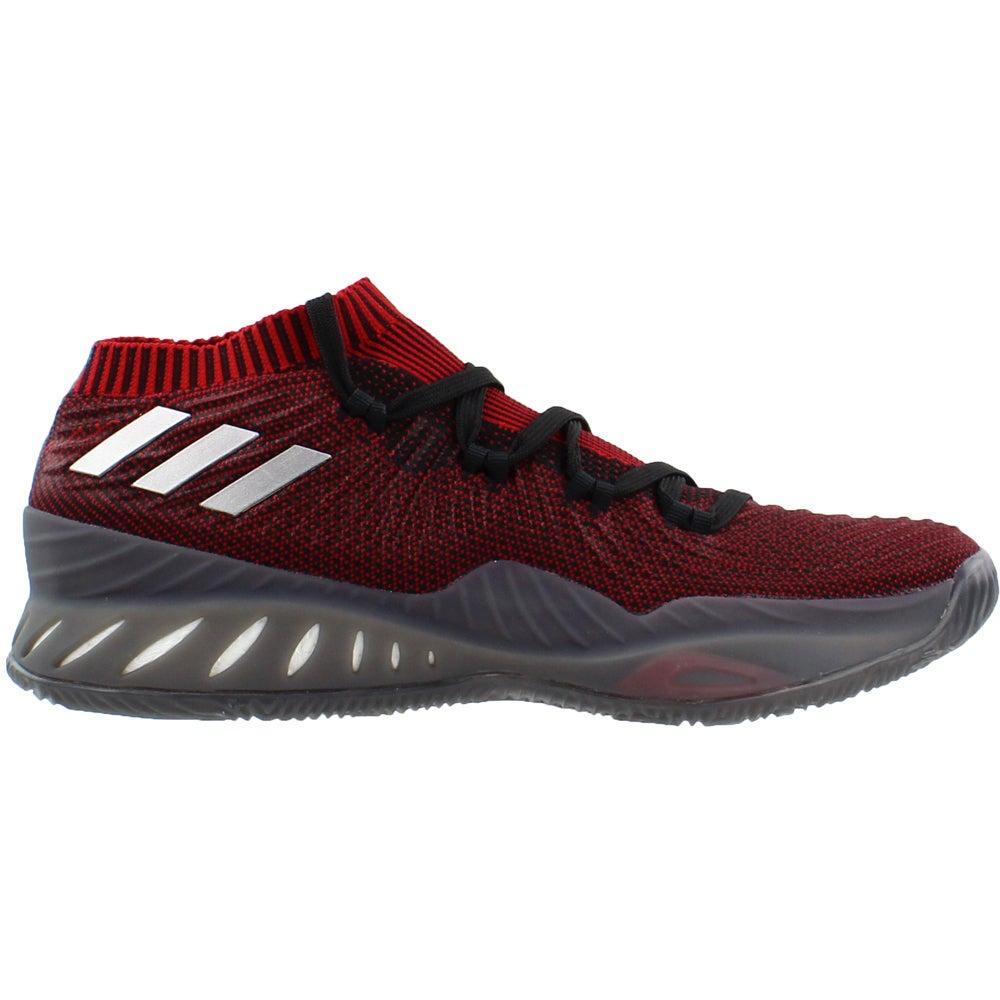 superior quality a5e51 9badf Details about adidas SM Crazy Explosive Low 2017 Primeknit MM Basketball  Shoes Black - Mens -