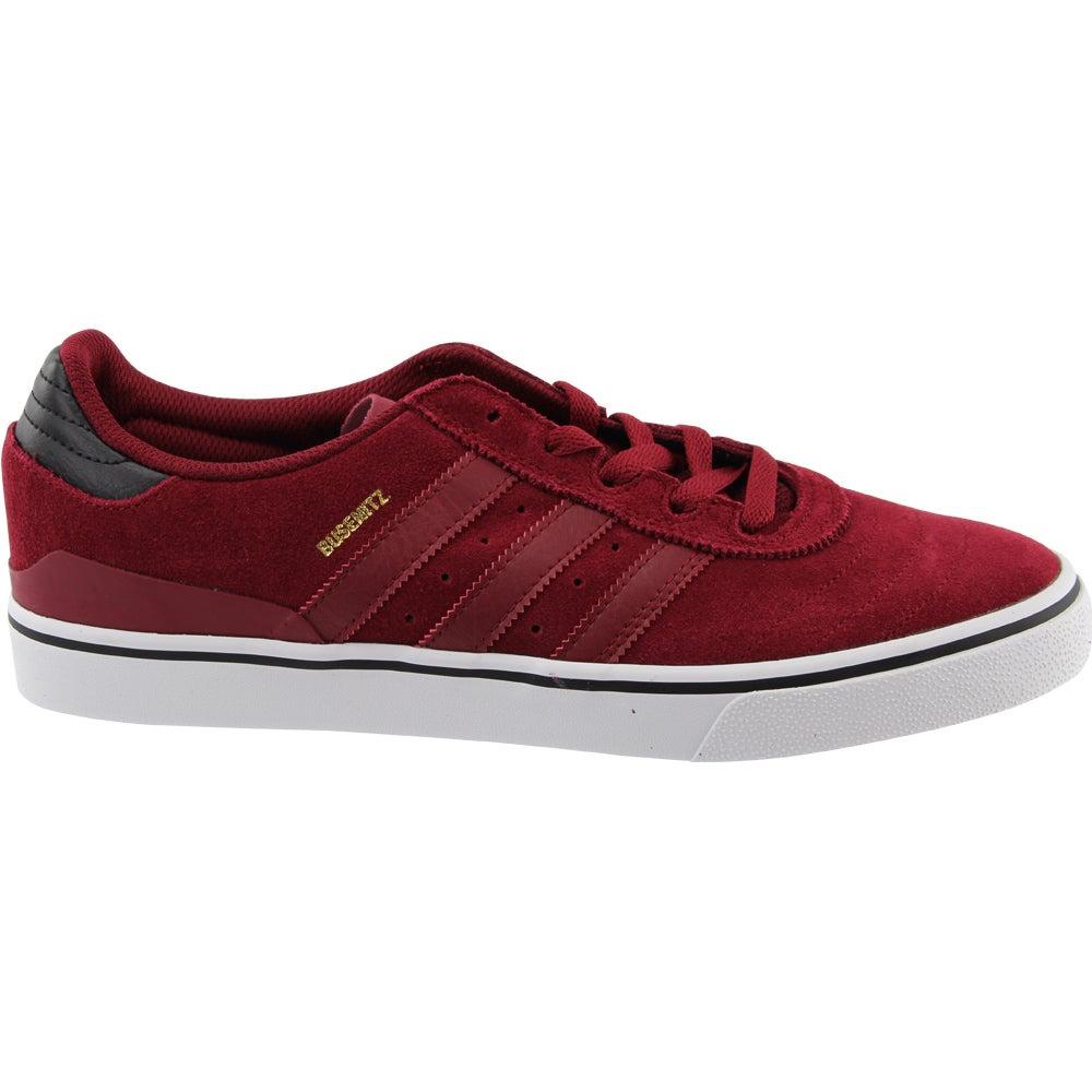 3c48795b8364b2 Details about adidas Busenitz Vulc Adv Skate Shoes - Burgundy - Mens