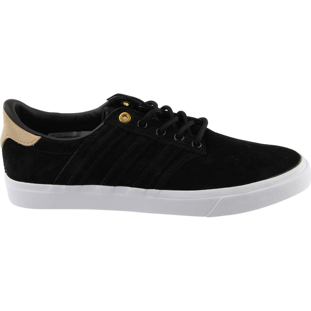 competitive price ee055 30fe7 Details about adidas SEELEY PREMIERE CLASSIFIED - Black - Mens