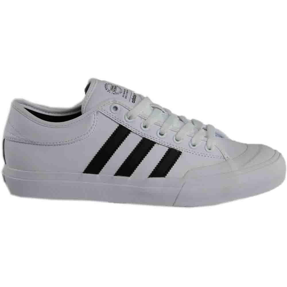 207b6071a54 Details about adidas Matchcourt Skate Shoes - White - Mens