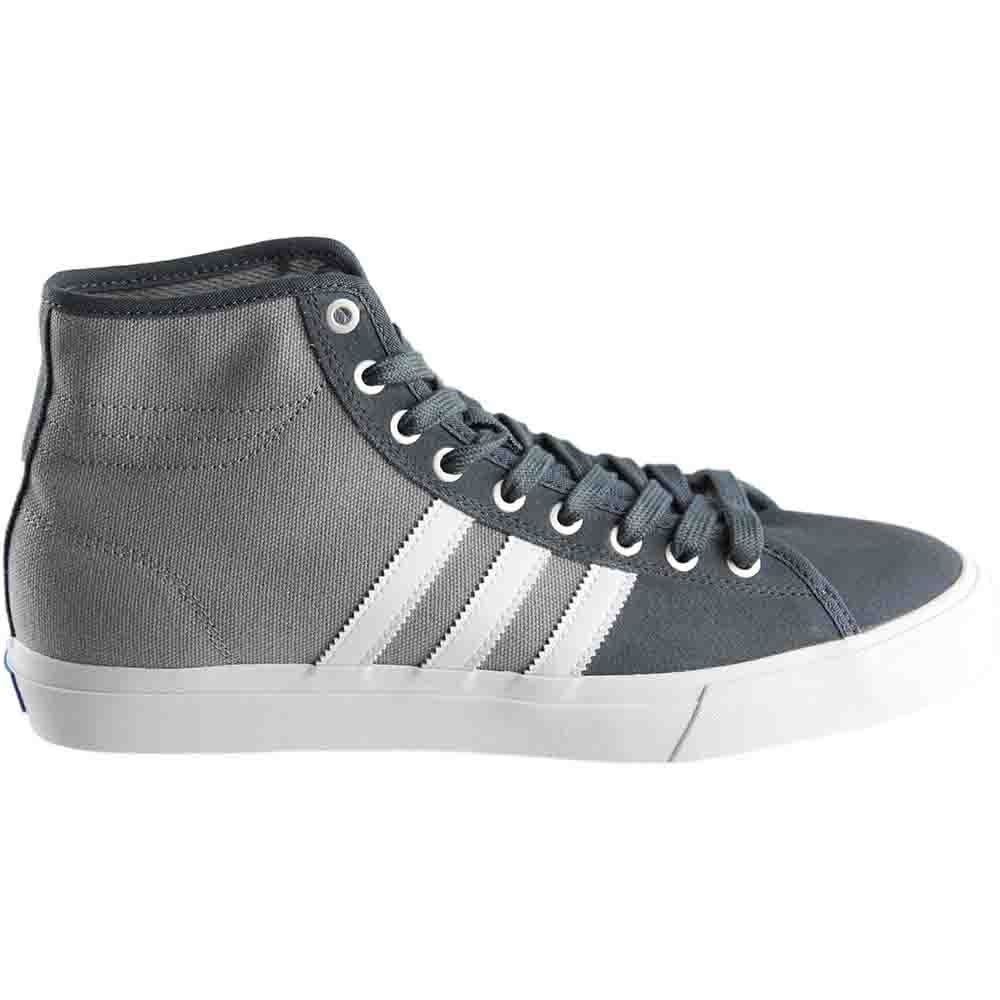 adidas MATCHCOURT HIGH RX Grey - Mens  - Size 7