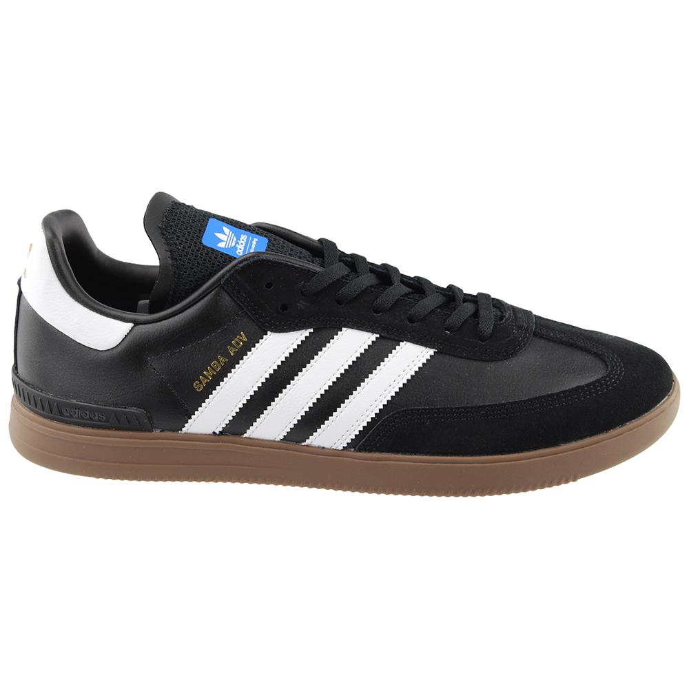 adidas Samba Adv Black - Mens  - Size 5