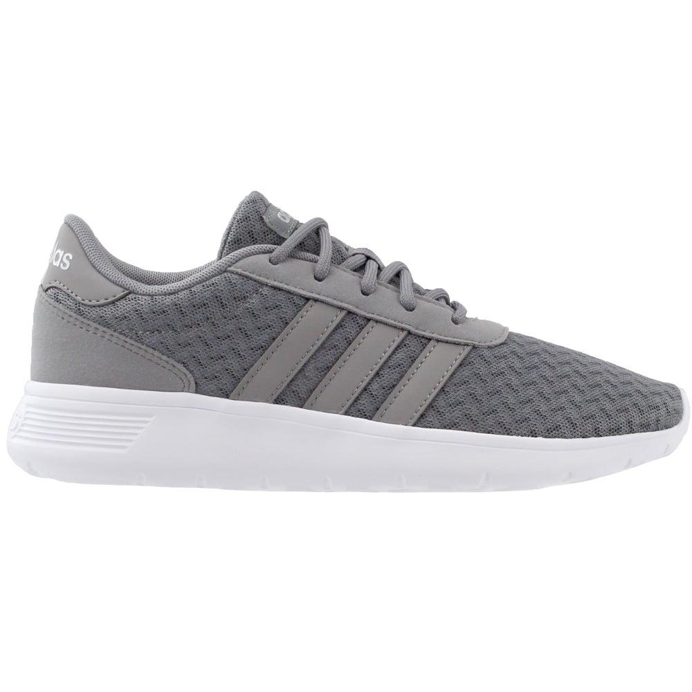 adidas LITE RACER Grey - Womens - Size 6