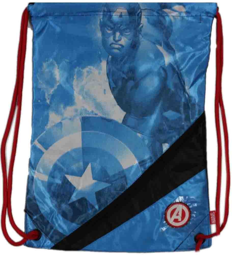 Disney Captain America Sackpack Blue - Mens  - Size