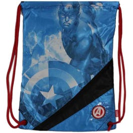 Captain America Cinch Bag