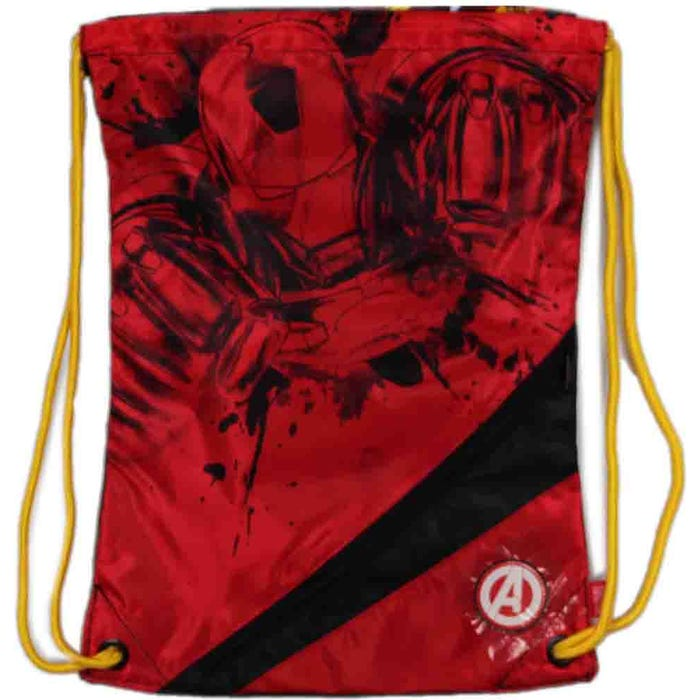Iron Man Cinch Bag