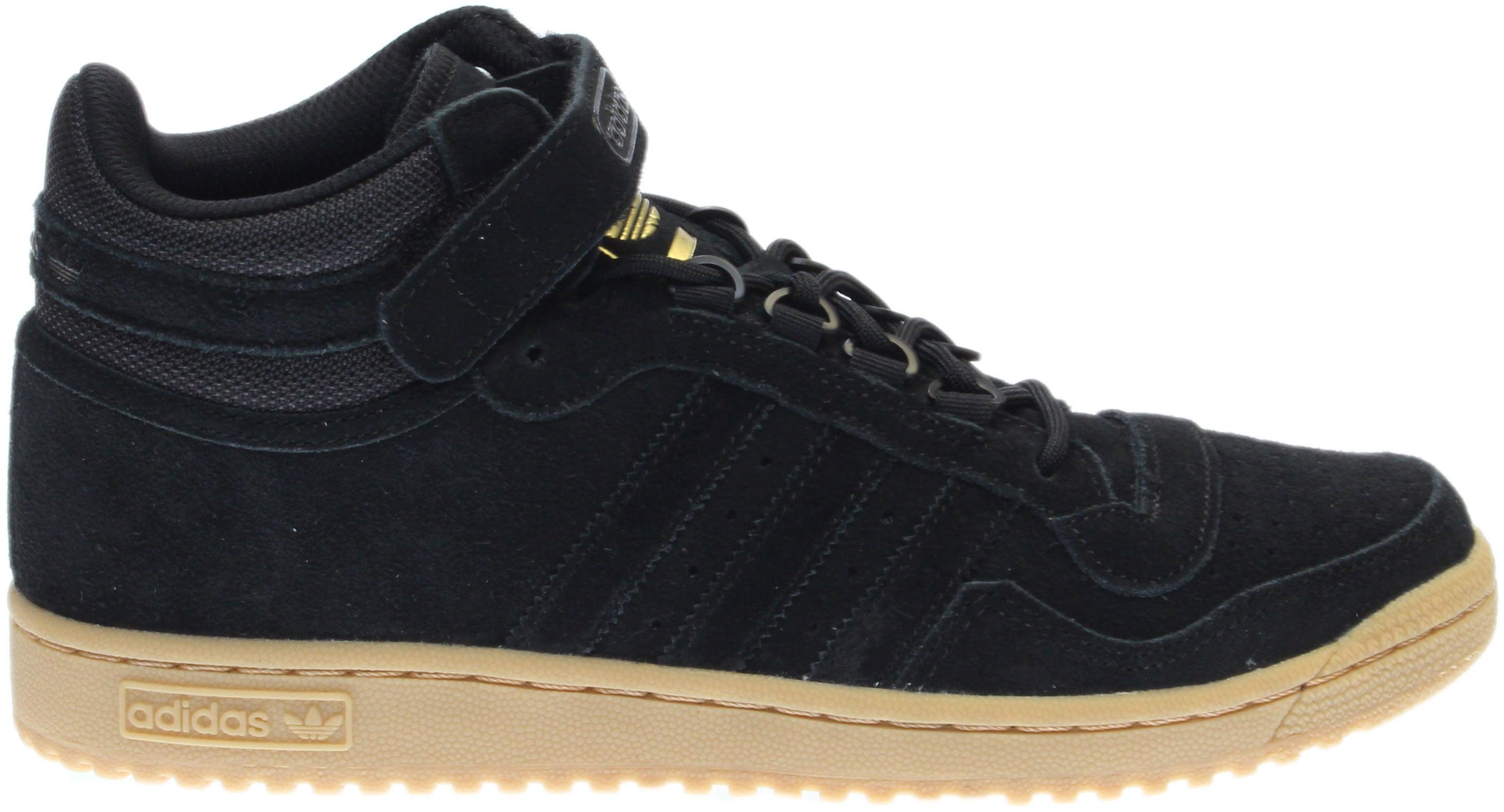 Adidas Originals Concord II BW0587 Mens Mid Top Shoes Bk