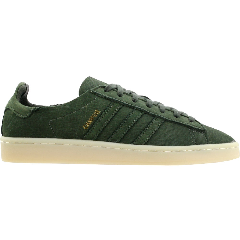 Details about adidas Campus Crafted Sneakers Casual Sneakers Green Mens -  Size 8 D