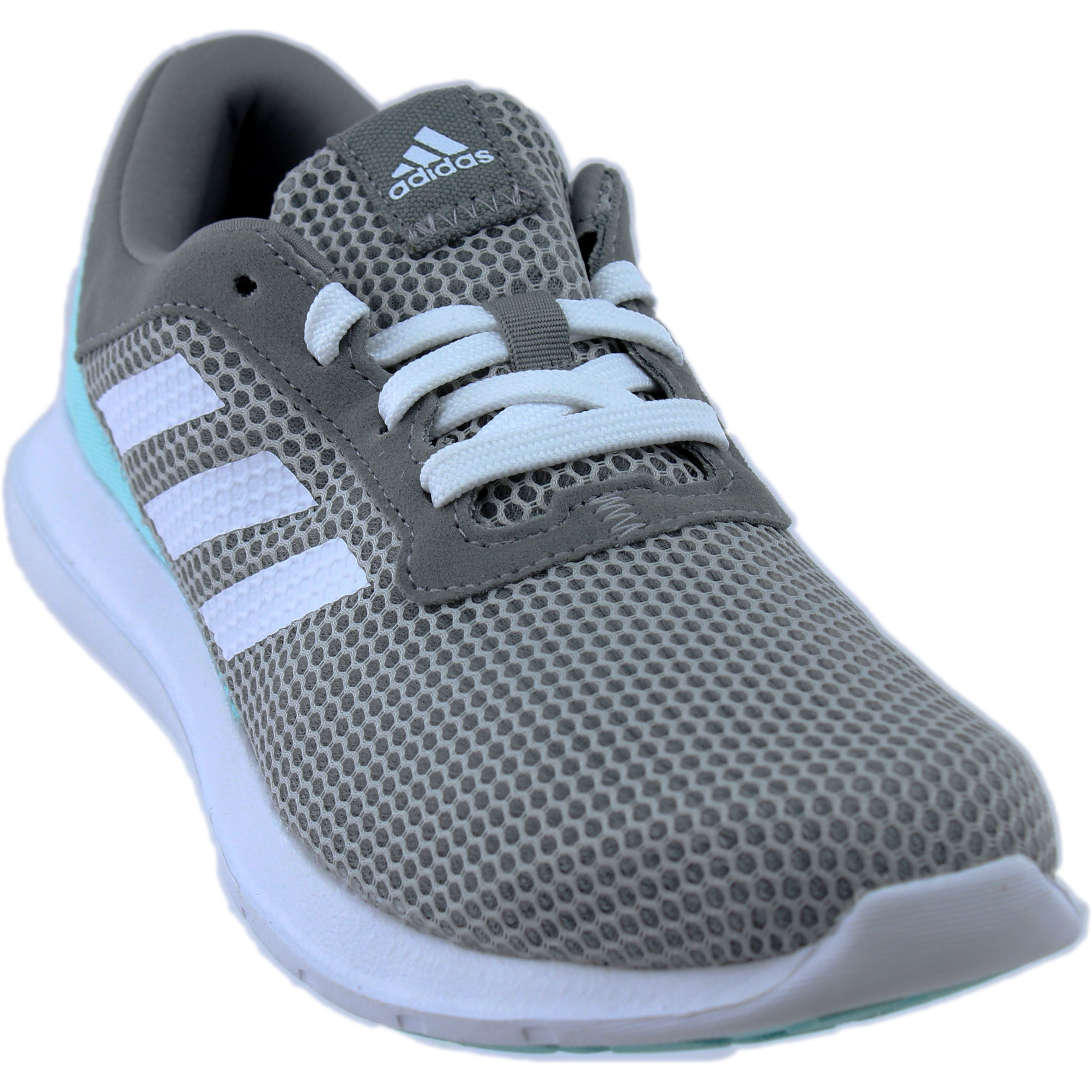 51d6e559630 adidas Element Refresh 3 Running Shoes Grey- Womens- Size 9.5 B