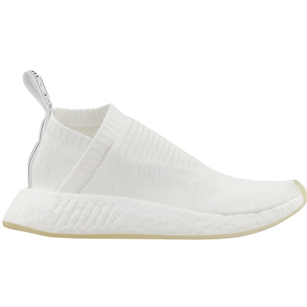 d78c62ca2 Details about adidas Nmd Cs2 Primeknit Sneakers - White - Womens