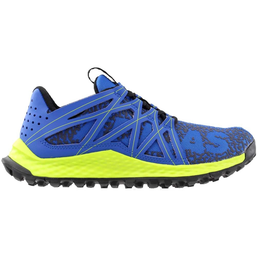 613fefed2 Details about adidas vigor bounce Running Shoes Blue - Boys - Size 4 M