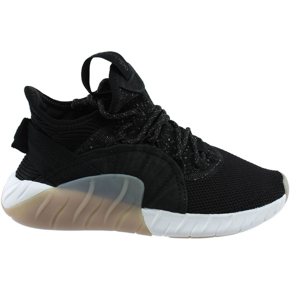 adidas Tubular Rise Black - Mens  - Size 4