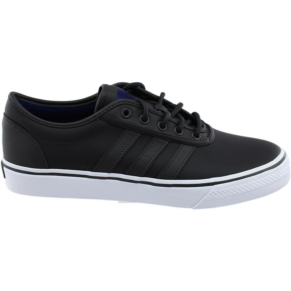 7c685fcda77 Details about adidas ADI-EASE Skate Shoes - Black - Mens