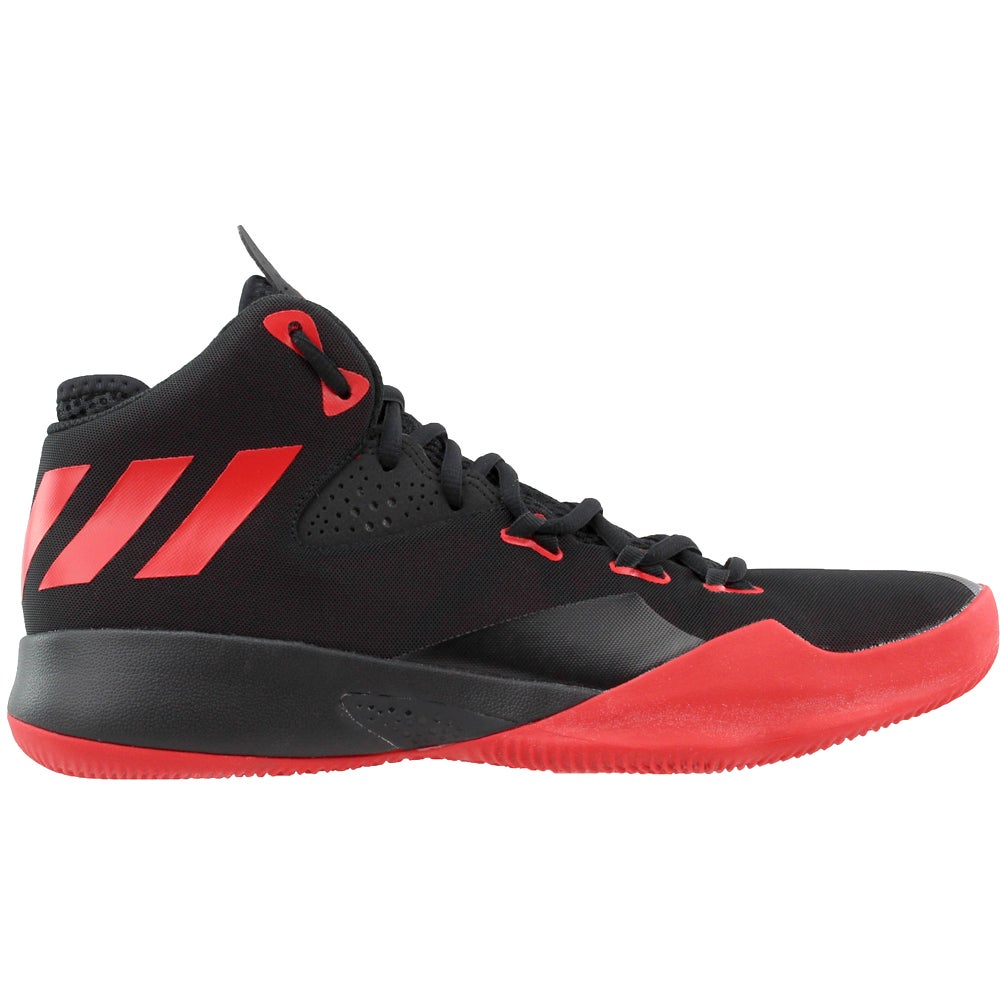 2015fed5fb3b Details about adidas Dual Threat 2017 - Red - Mens