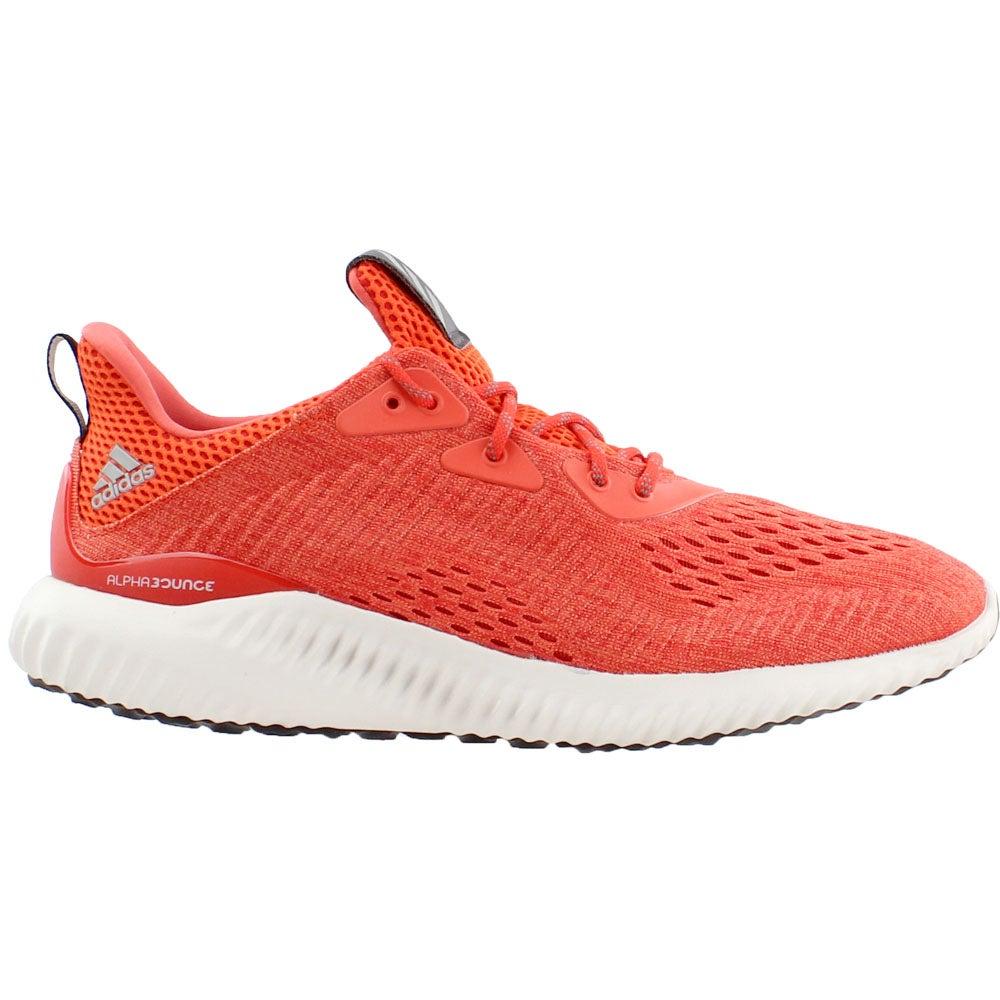 finest selection d4d85 abae0 Details about adidas Alphabounce EM Running Shoes - Orange - Mens