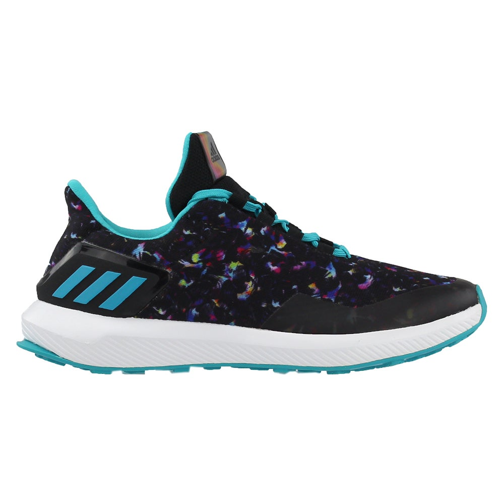 a59a781a48962 Details about adidas RapidaRun Uncaged Running Shoes - Black - Boys