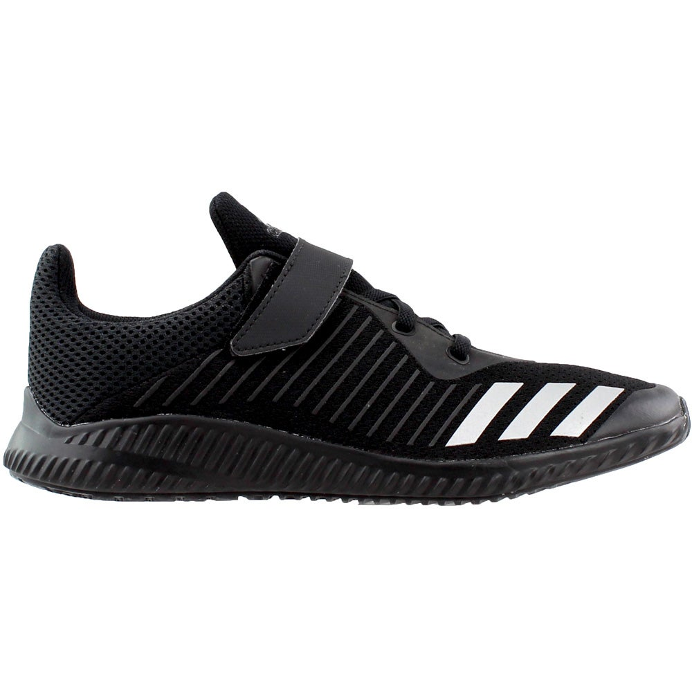 best loved c36a5 4d00e Details about adidas FortaRun EL Running Shoes - Black - Boys
