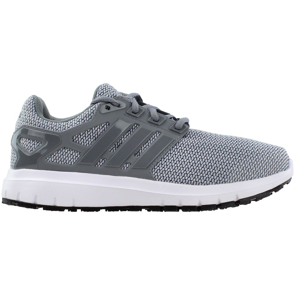 wholesale dealer 581d2 27954 Details about adidas Energy Cloud Wide Running Shoes - Grey - Mens