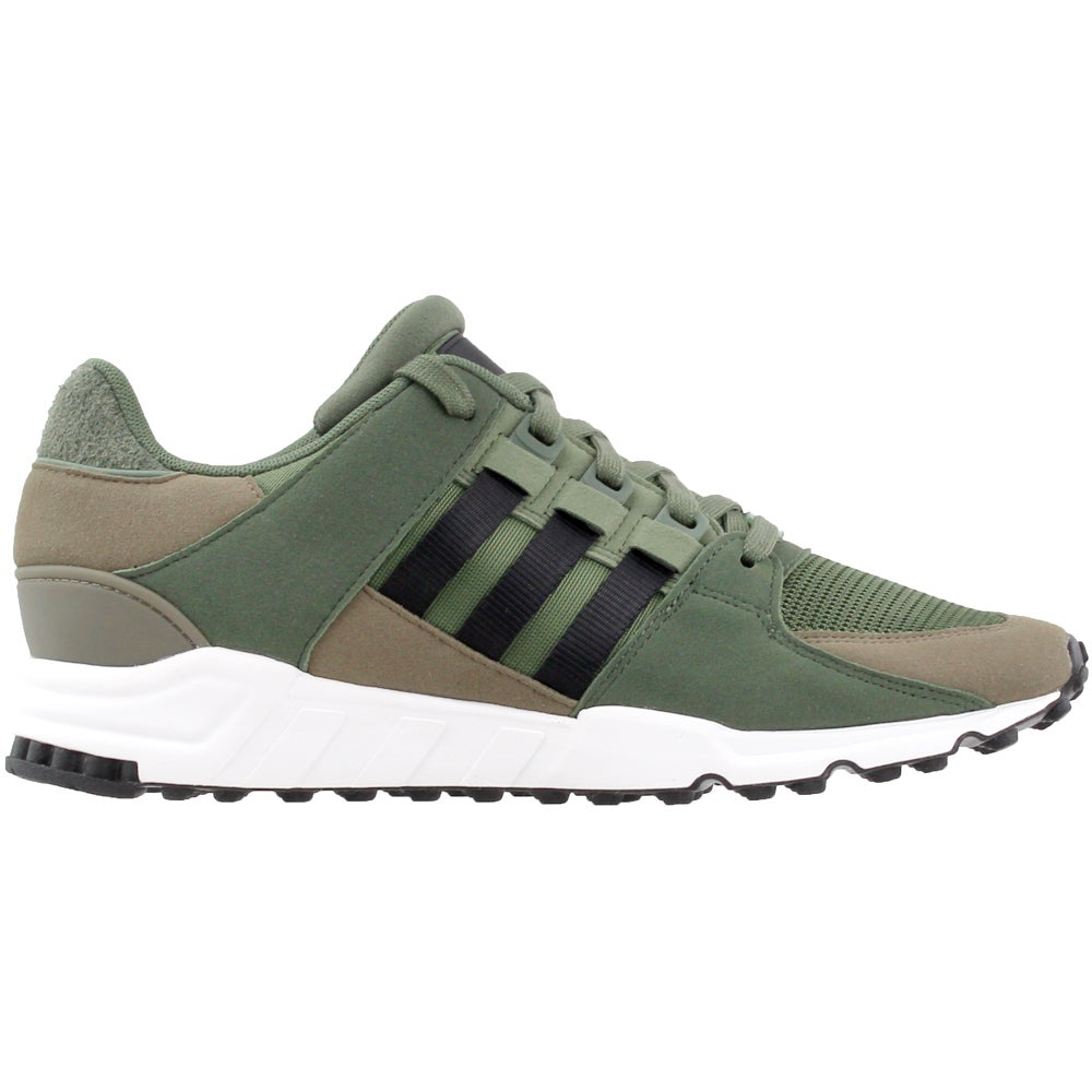 purchase cheap 72e47 af579 Details about adidas EQT SUPPORT RF Running Shoes - Green - Mens