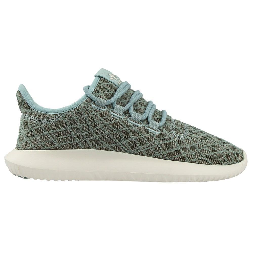 adidas TUBULAR SHADOW Casual Running Shoes Green Womens