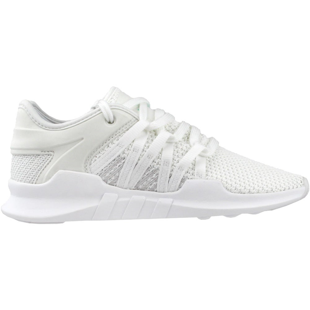 the best attitude c9892 34443 Details about adidas EQT RACING ADV Running Shoes White - Womens - Size 10 B