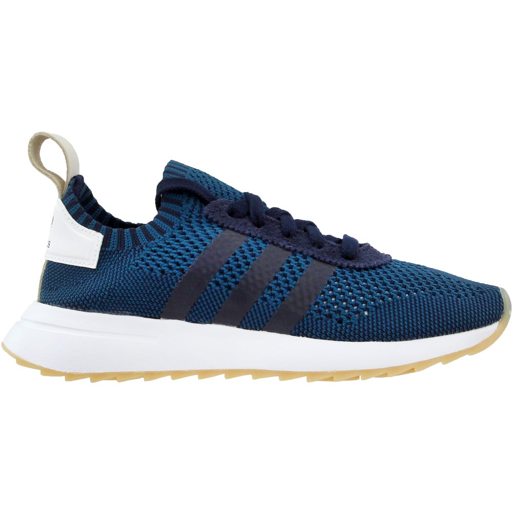 buy popular f1d64 0eb8e Details about adidas Flashback Primeknit - Blue - Womens