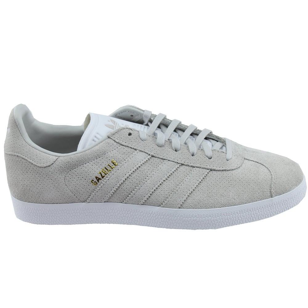 newest collection a3aca d9c84 Details about adidas GAZELLE Skate Shoes - Grey - Mens