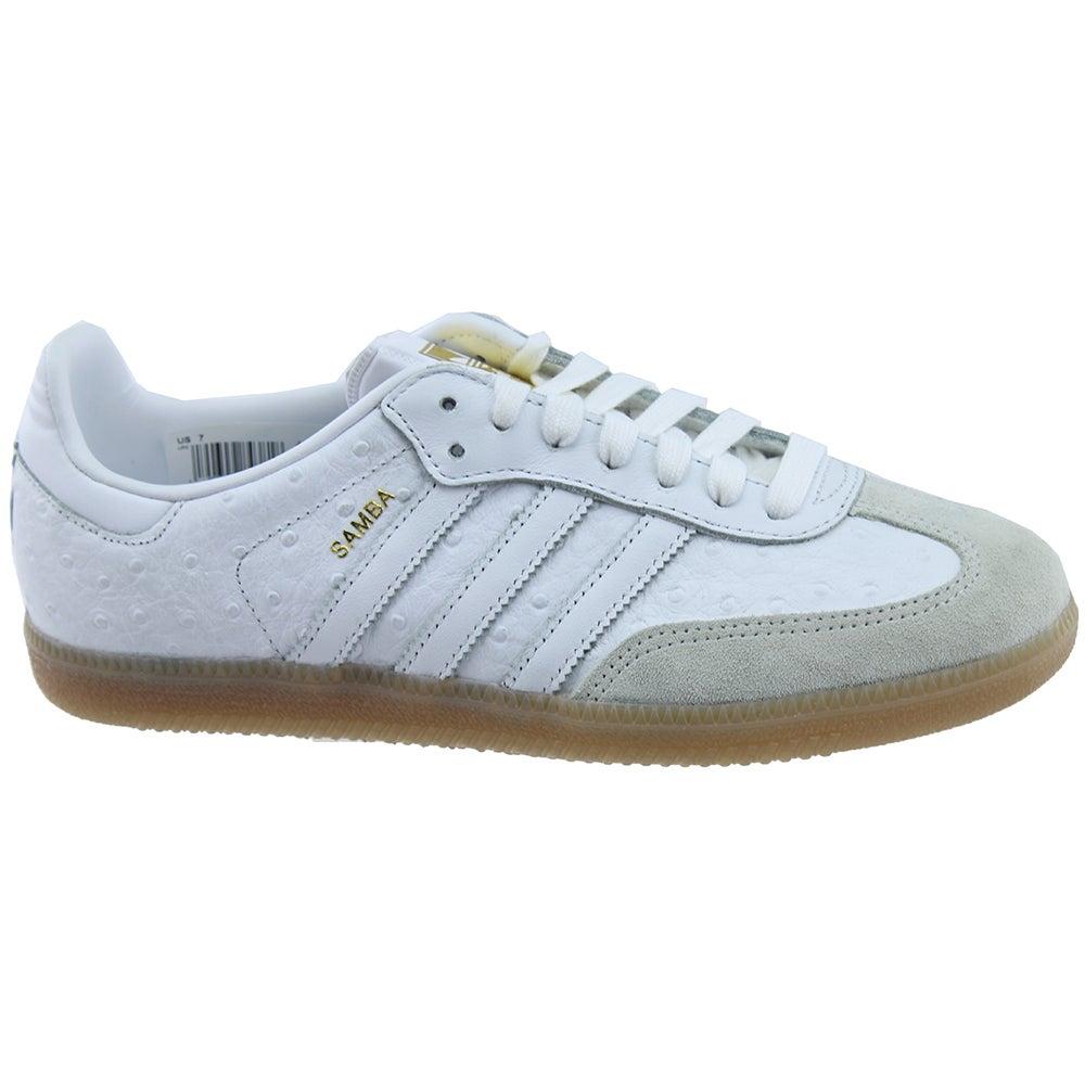 adidas SAMBA White - Womens  - Size