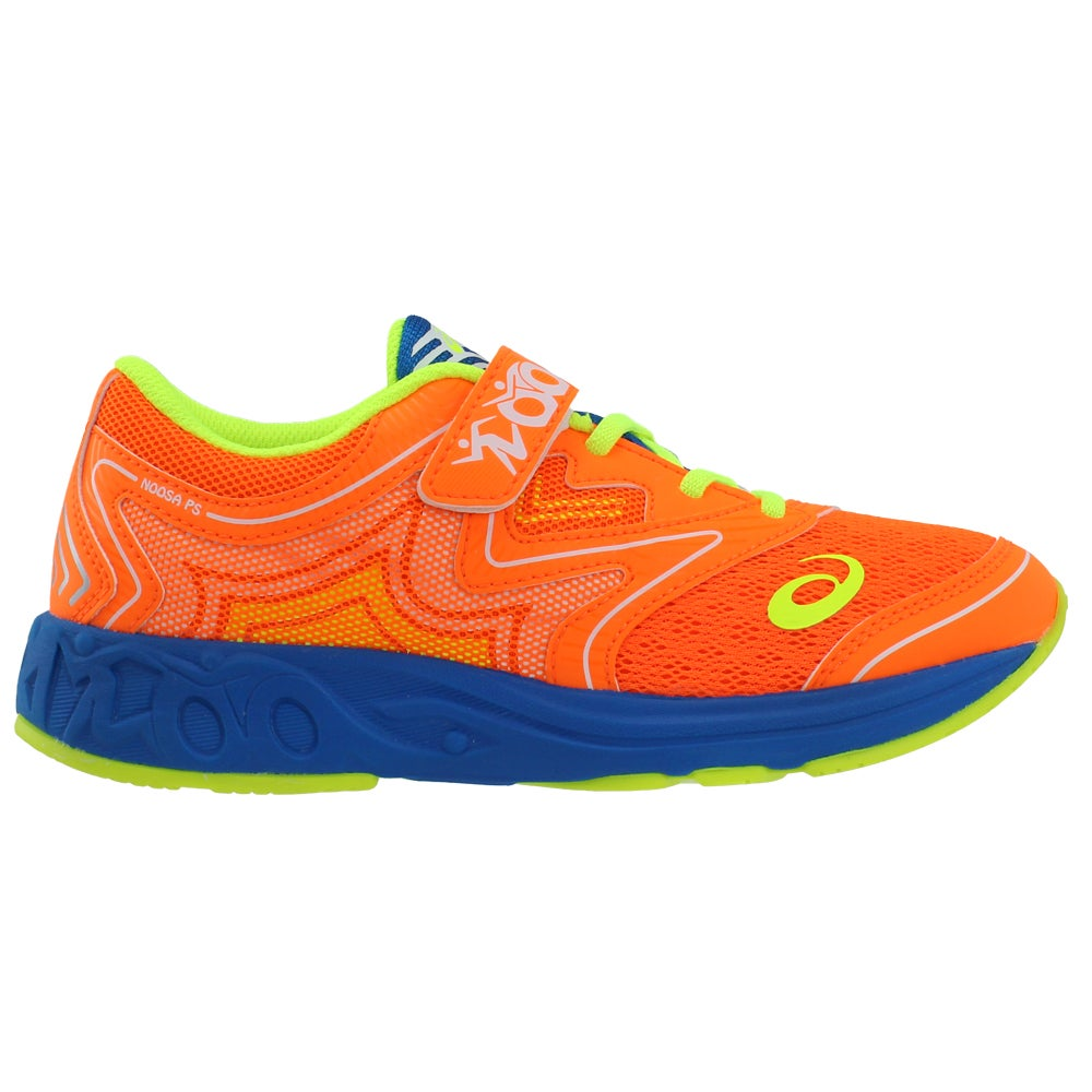 ASICS Noosa PS Orange Mens Lace Up Sneakers