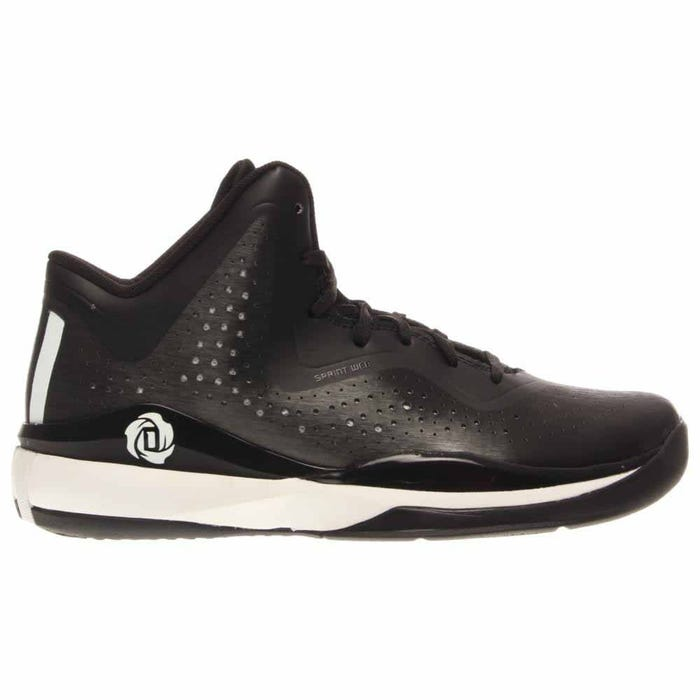 online retailer 22510 10132 adidas D Rose 773 III Black Basketball Shoes and get free shipping on  orders over 75