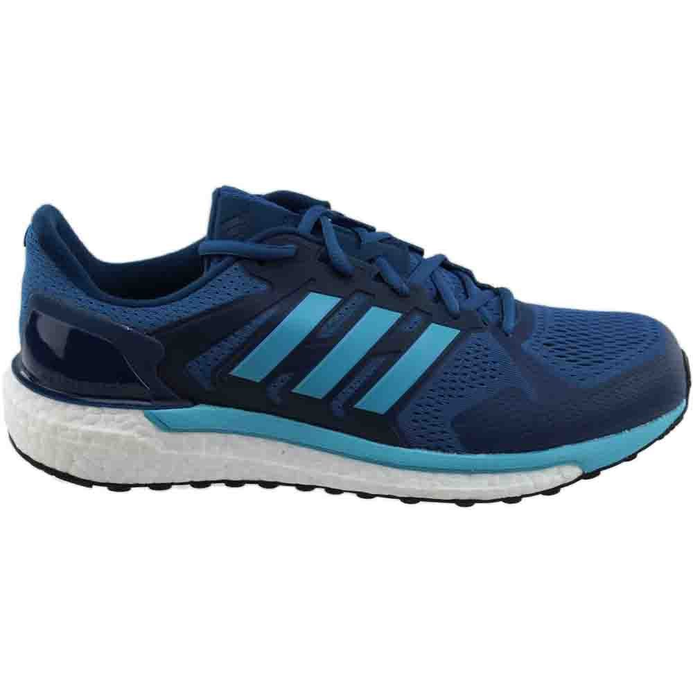 07716211657 Details about adidas Supernova ST Running Shoes - Blue - Mens