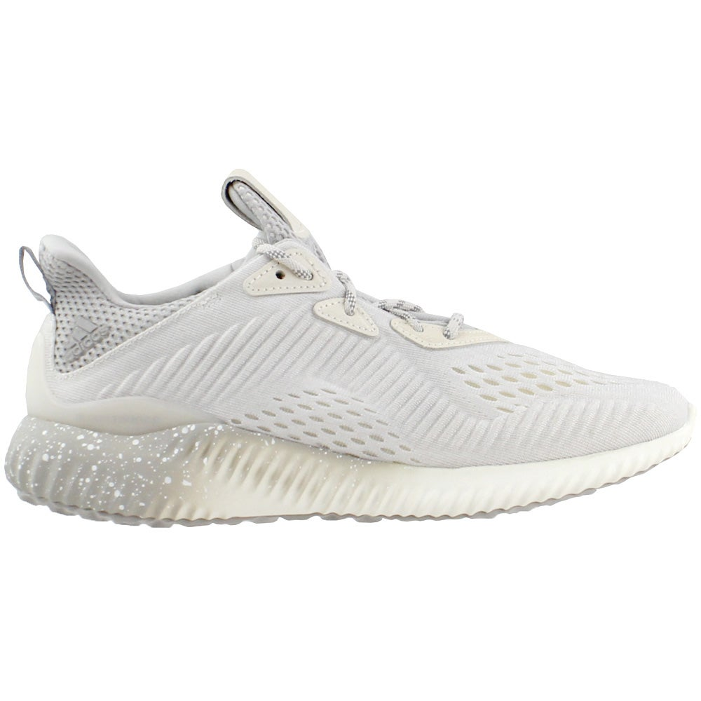 56ab79568 Details about adidas Alphabounce 1 Reigning Champ Running Shoes - White -  Mens