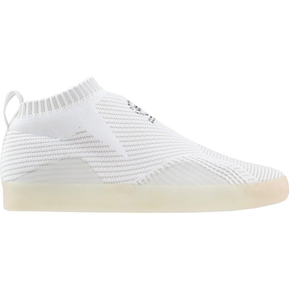 hot sale online 17d38 1e824 Details about adidas 3ST.002 Primeknit Skate Shoes - White - Mens