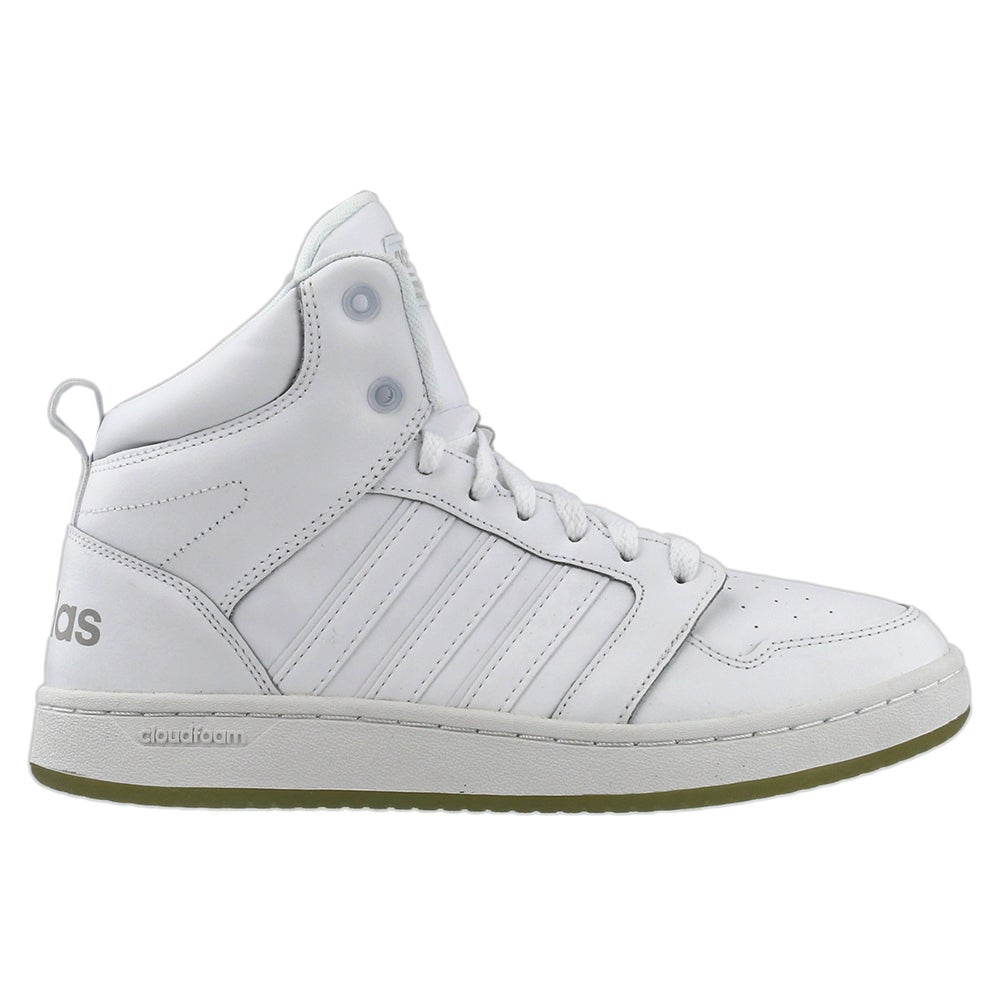 2811e6e35d7 Details about adidas CF SUPER HOOPS MID Basketball Shoes - White - Mens