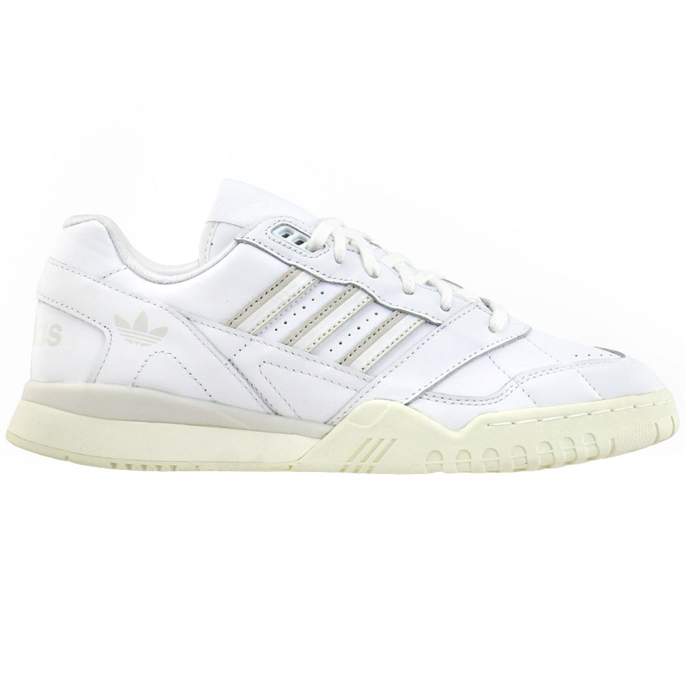 adidas A.R. Trainer Lace Up Sneakers Casual Shoes White- Mens- Size 7.5 D