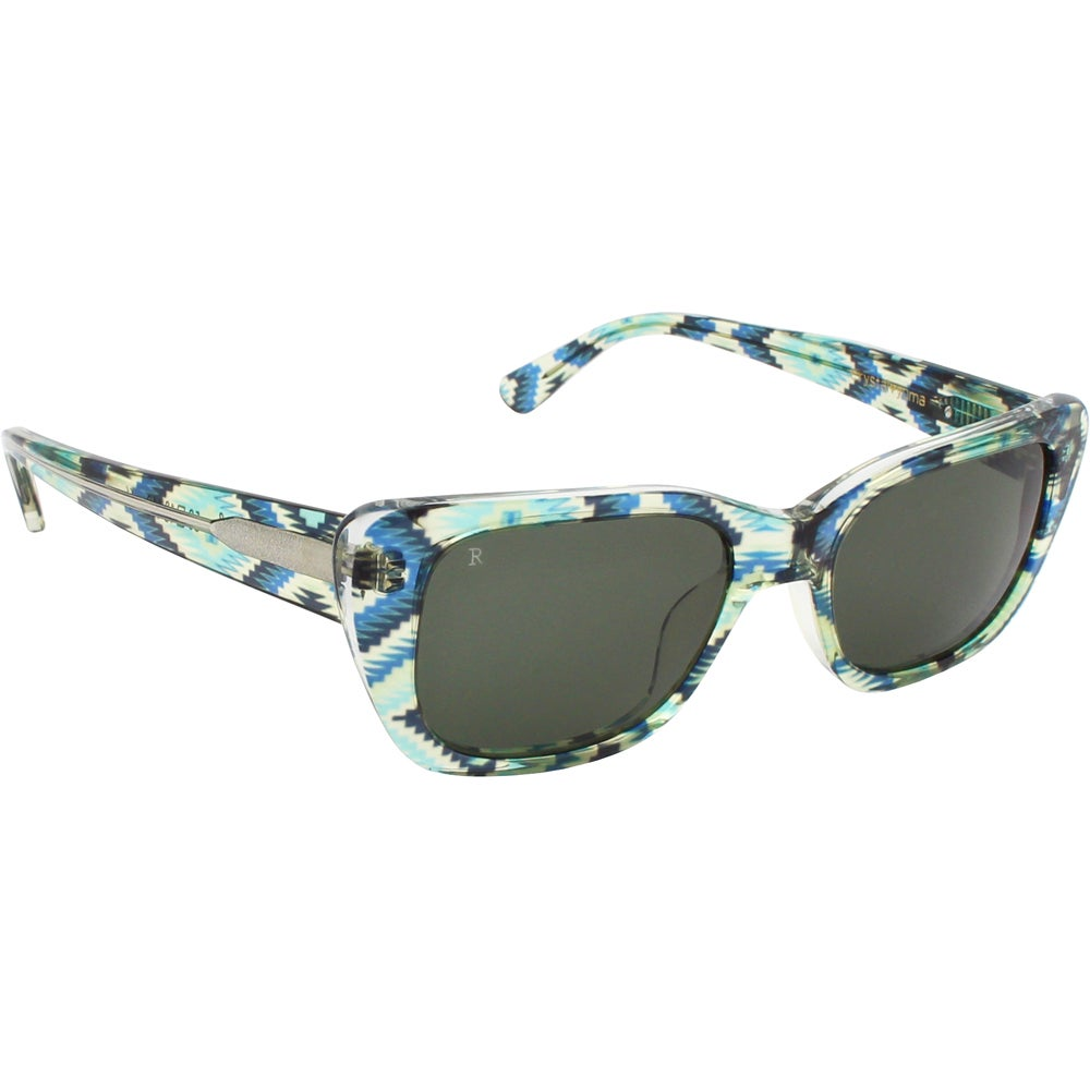 Raen Sylas     Sunglasses Blue Womens Size OSFA