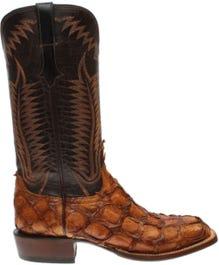 Brooks Pirarucu and Mad Dog Goat Leather Boots